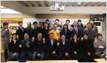 맥세스 제17기 프랜차이즈 본부구축 성공 CEO 과정 수료식 참석