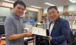 박승준 사원님의 새출발을 응원합니다.