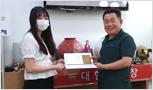 윤혜주 사원님의 새출발을 응원합니다.