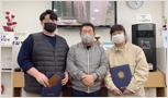 오승민 부장님과 김소연 대리님의 새출발을 응원합니다.
