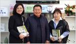 박한나 교수님, 전소현 교수님 주방뱅크 방문