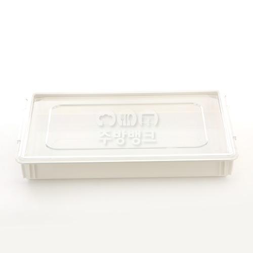 업소용주방용품 전문 주방뱅크-도우박스(흰색)소