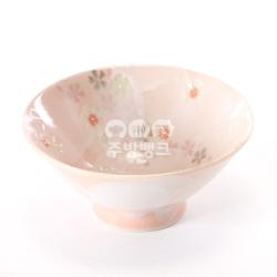 핑크빙수볼(일제141)/도자기빙수볼
