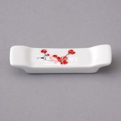 수저받침도마형(진달래)10개묶음판매