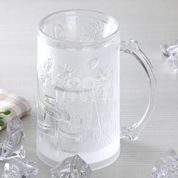 냉매컵 얼음컵 맥주컵