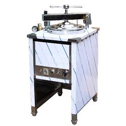 원형압력튀김기계