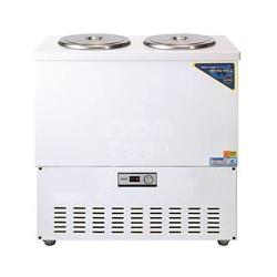 2말쌍통1라인육수냉장고(칼라,WSR-202)