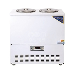 2말쌍통2라인육수냉장고(칼라,WSR-212)