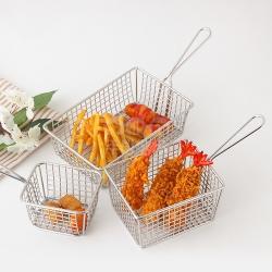 감자바스켓(손잡이)/튀김바스켓/튀김바구니/감자튀김바스켓