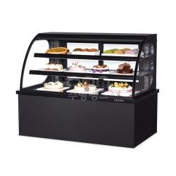 제과쇼케이스냉장고(700곡면형4단)