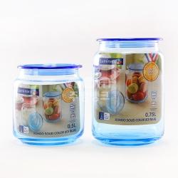 론도솔리드병(블루)/유리병