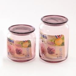 론도솔리드병(핑크)/유리병