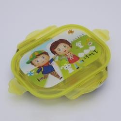 어린이용스텐식판(소풍가는날) 도시락