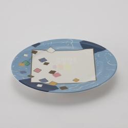 초밥 색종이 접시043