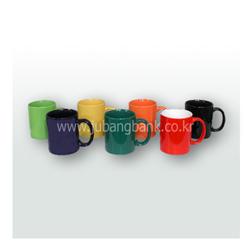 직선칼라머그컵(11온스)