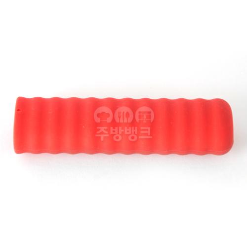 실리콘손잡이(적색) 냄비손잡이