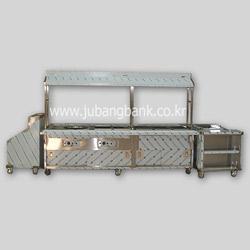 자율배식대STS304-2800