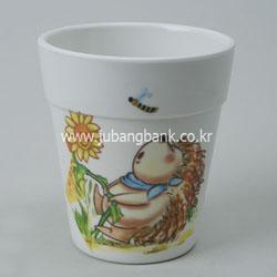 컵(고슴도치)