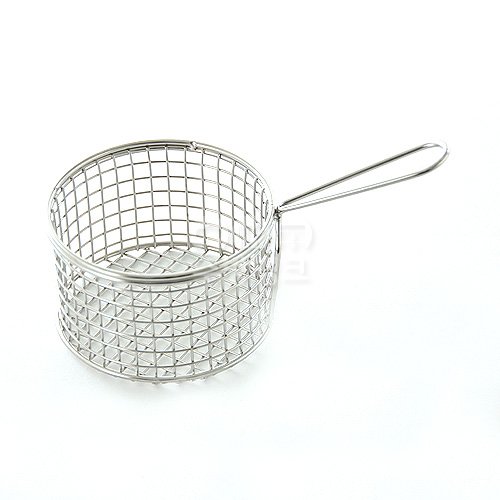 미니튀김바스켓(원형)