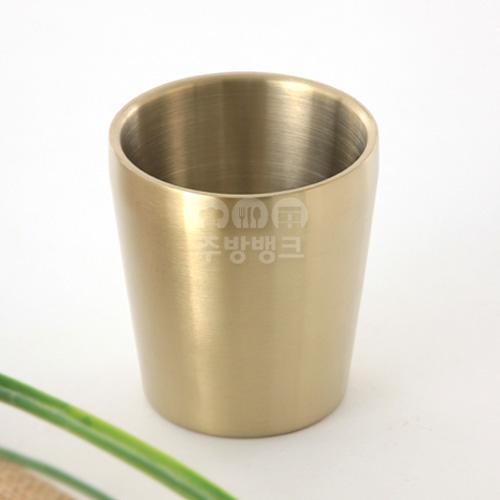 티타늄 이중물컵