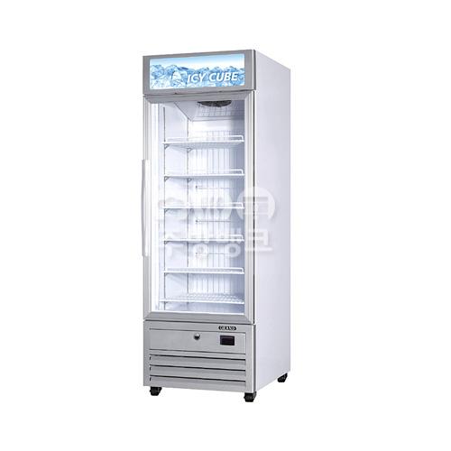간냉식 수직냉동 쇼케이스