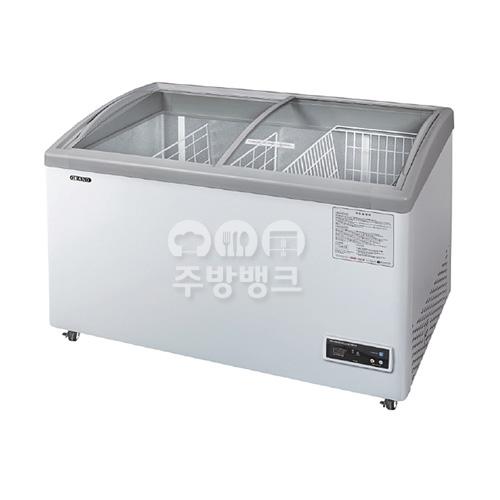 고급형 곡면 냉동 쇼케이스(1200)