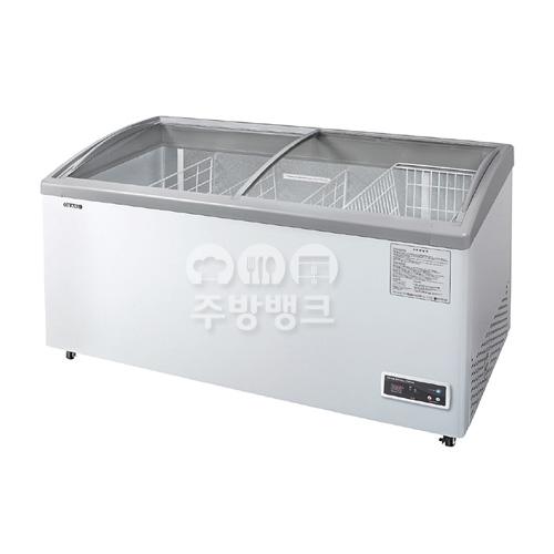 고급형 곡면 냉동 쇼케이스(1500)