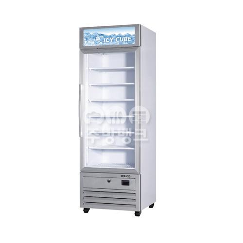 직냉식 수직냉동 쇼케이스