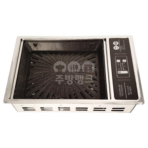 (DB-W2000)상향식 사각 전기 로스타