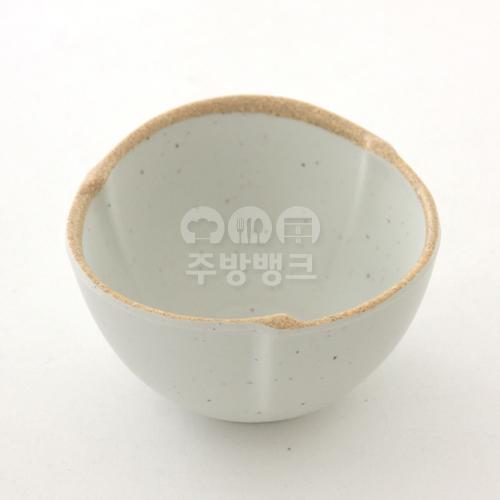 앤틱조선백자 탕기17호 DS-6435