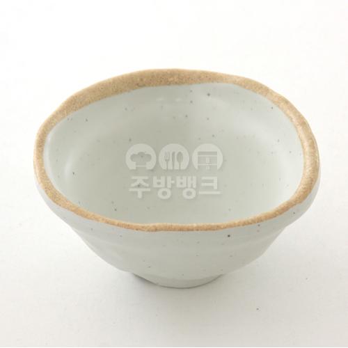 앤틱조선백자 탕기18호 DS-6436