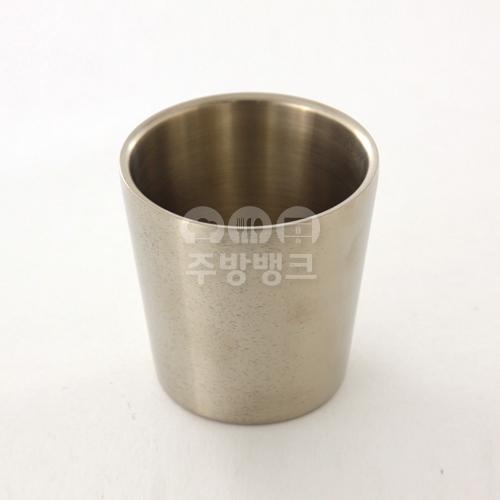 티타늄 이중컵_10개묶음