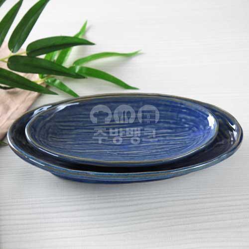 블루 배타원접시
