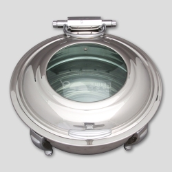 디럭스원형챠핑디쉬 슬로우(매립형,전기)