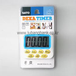 사각타이머(SATO)