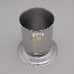 델키 수저통(구멍有)[1.5t]