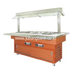 자율배식대/냉.온-2200