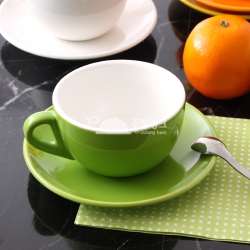 커피잔세트(그린3호)