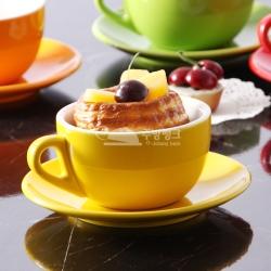 커피잔세트(옐로우3호)