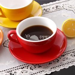 커피잔세트(레드3호)