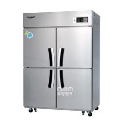 간냉식냉동냉장고(1/4냉동)LS-1043RF