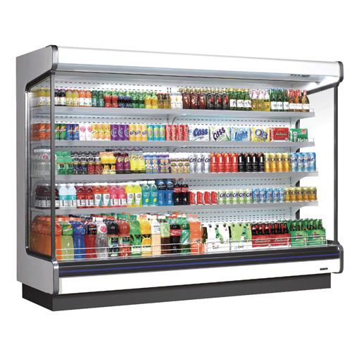 오픈다단쇼케이스냉장고 D1050-H2100 (낙농/음료/주류)