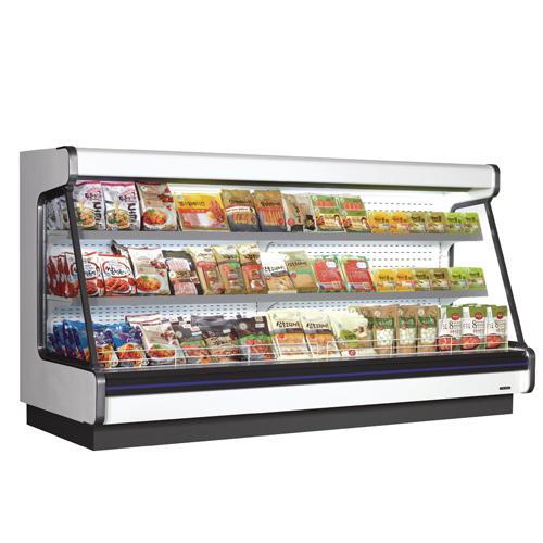 세미다단쇼케이스냉장고 D950-H1400(청과야채/낙농음료)