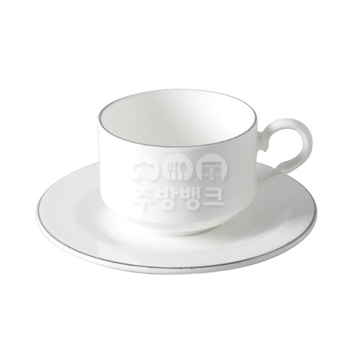 노블실버 커피잔세트