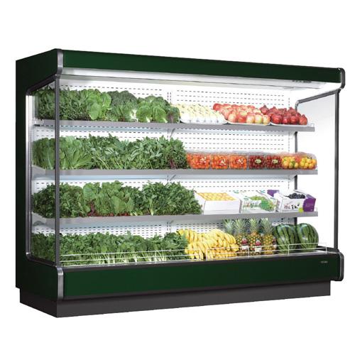 오픈다단쇼케이스냉장고D1050-H1950(청과/야채)